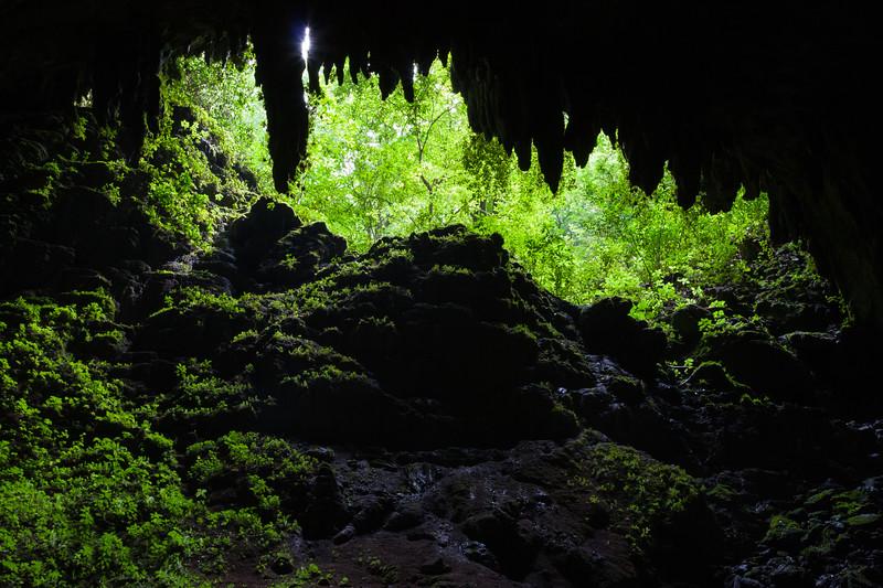 Cueva Clara Main Enrance