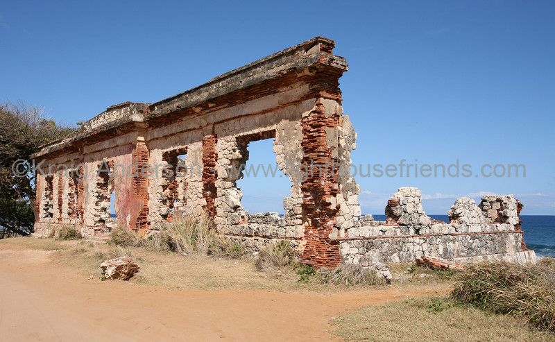 Ruins of Point Borinquen Lighthouse