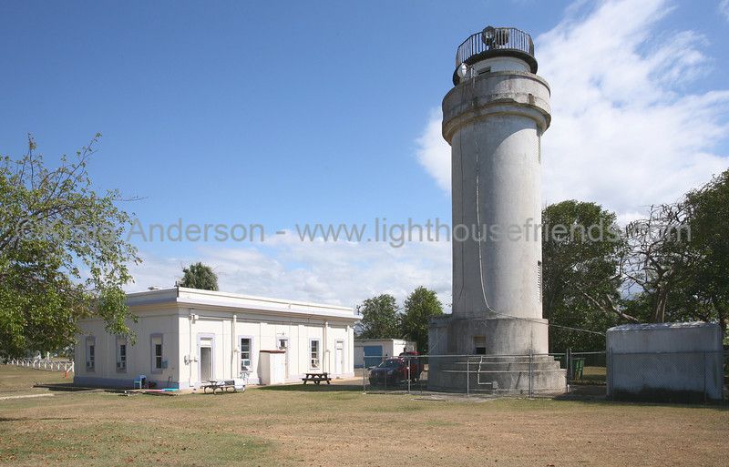Punta Borinquen Lighthouse