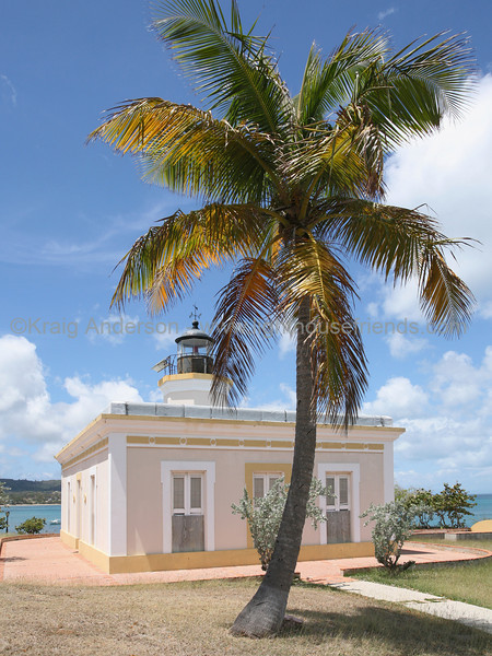 Punta Mulas Lighthouse