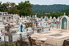 View of the cemetery in Villalba, PR<br /> <br /> PR-070716-0115