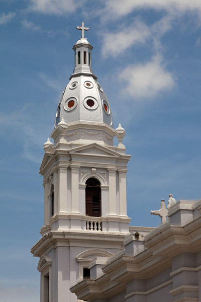 Ponce Cathedral Tower