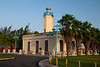 The Punta Figuras Lighthouse was completed in 1893 and remained in operation until 1938. During WWII the building was used as a lookout. In 2002/2003, affter many years of neglect and vandalism, the building was restored.  Arroyo, PR<br /> <br /> PR-110801-0073