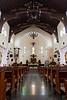 Interior of Nuestra Señora del Carmen. Villalba, PR<br /> <br /> PR-070716-0094