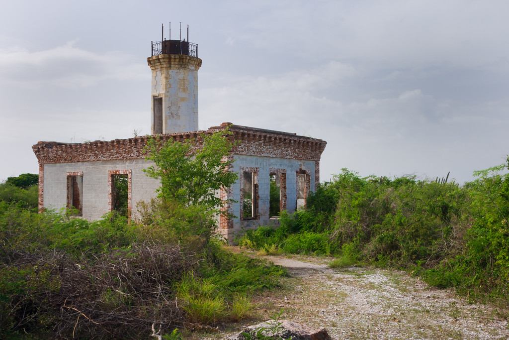 Path to the Guanica Lighthouse. Guanica, PR<br /> <br /> PR-070718-0117