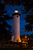 Rincon Light at Night