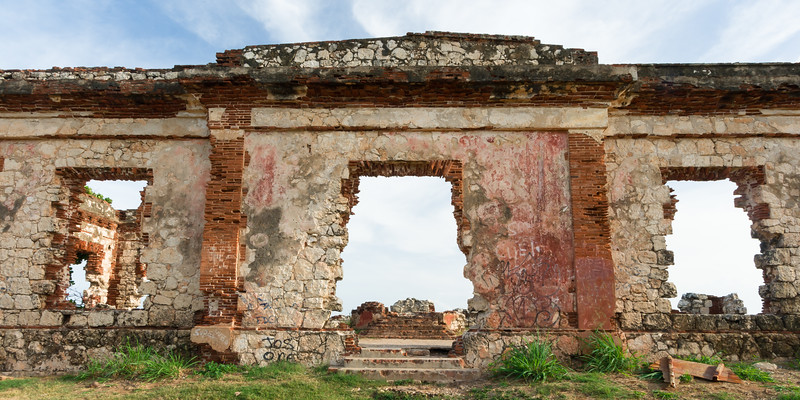 Ruins Facade