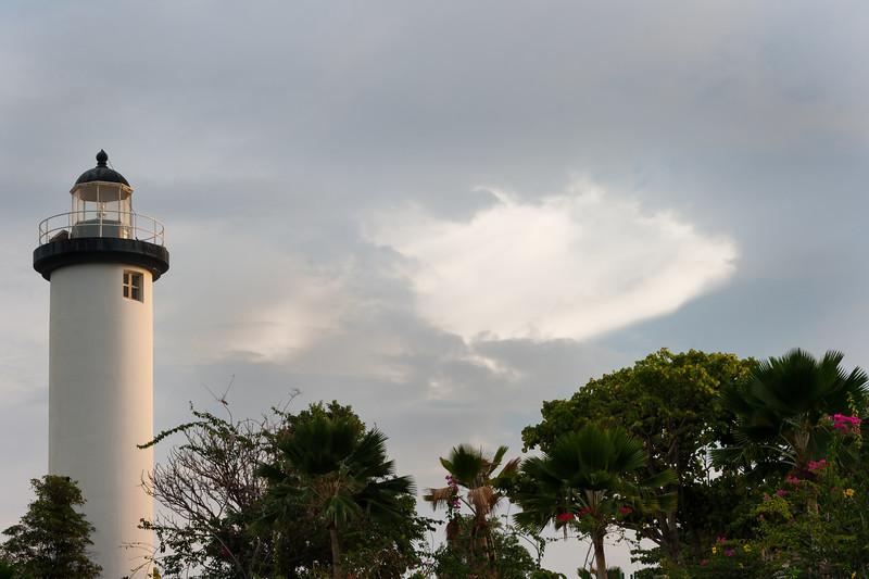 Punta Higueros LIghthouse