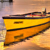 Old Wooden Fishing Boats