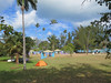 This was my campsite for two nights at the Seven Seas Campground near Fajardo.