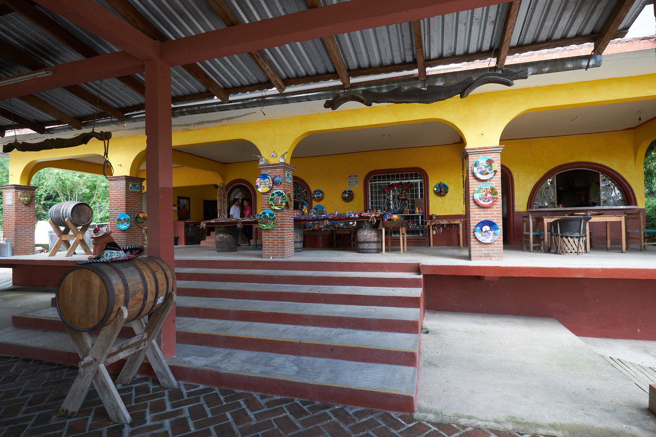Craft tequila in the PV countryside.