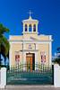 The San Antonio de Padua Catholic Church in Dorado near San Juan, Puerto Rico, West Indies.