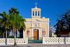 The San Antonio de Padua Catholic Church in Dorado, near San Juan, Puerto Rico, West Indies.