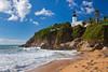 The Punta Tuna Lighthouse near Maunaba, Puerto Rico, West Indies.