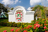 The civic arms of the city of San Juan, Puerto Rico, West Indies.
