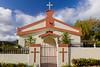 Church near Yabucoa, Puerto Rico, West Indies.