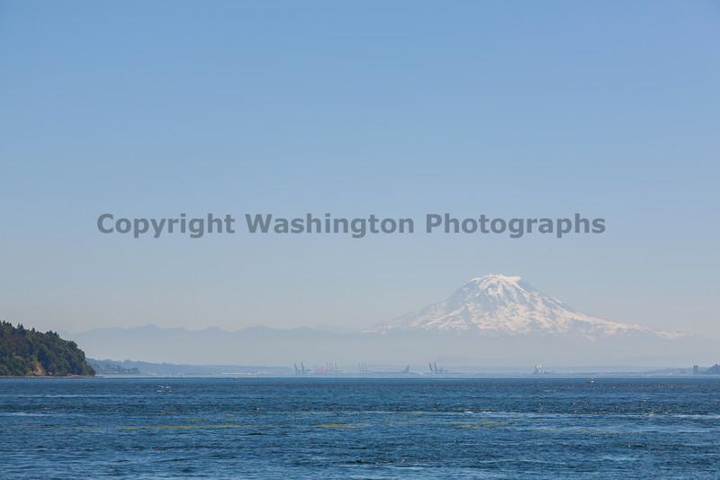 Kitsap Peninsula Mt Rainier 10
