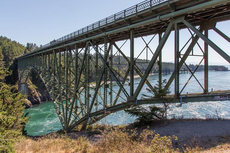 Deception Pass Bridge 16
