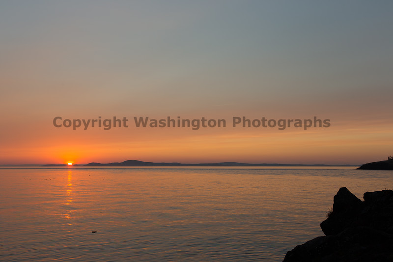 Whidbey Island Sunset 13