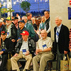 2014 Oct 11 Puget Sound Honor Flight : Puget Sound Honor Flight honoring our WWII Vets with a trip to connect them to their peers and visit the Monuments on WA DC
