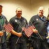 2014 Oct 18 Puget Sound Honor Flight : Thanks to all of our Service Men and Women.