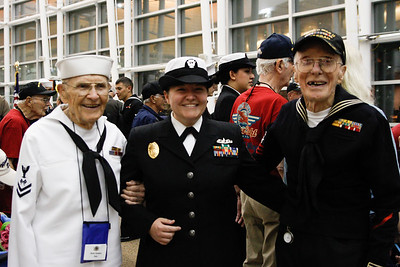 Puget Sound Honor Flight (Click for All Final Missions)