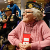 2015 March Puget Sound Honor Flight : Honor Flight Photos taken from Seattle Airport as the WWII Vets depart and arrive back from DC.   It is an honor to be part of this event.
