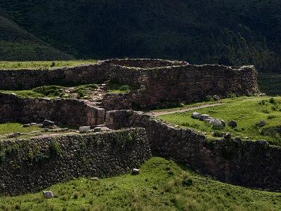 Puka Pukara Ruins - Peru