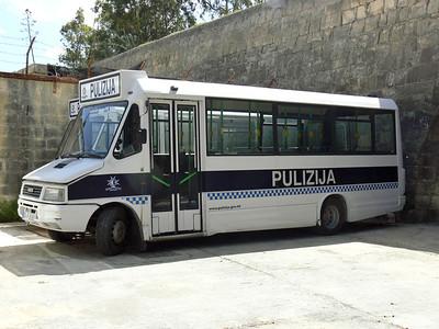 Pulizija Ta Malta GVP500 Floriana Mar 09