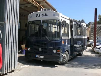 Pulizija Ta Malta GVP160 Floriana Mar 09