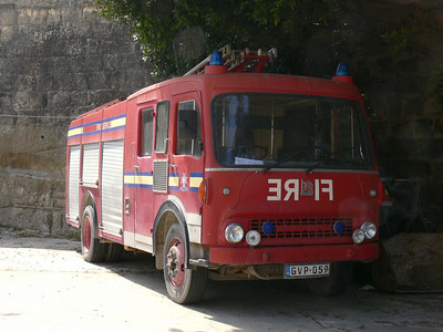 Pulizija Ta Malta GVP059 Floriana Mar 09