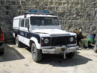 Pulizija Ta Malta GVP351 Floriana Mar 09