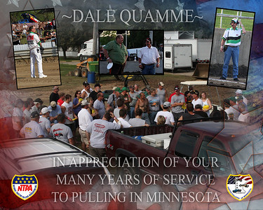 Dale Quamme Appreciation - 8x10