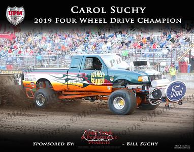 2019 - UPM - FWD - 1st - Carol Bill Suchy