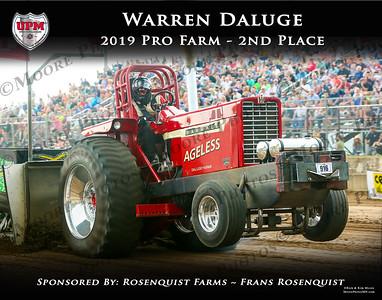 2019 - UPM - PF - 2nd - Warren Daluge
