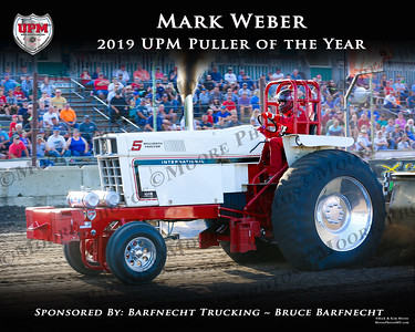 2019 - Award - UPM - Puller of Year