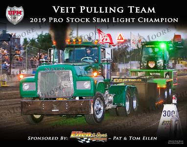 2019 - UPM - PSS Light - 1st - Veit Pulling Team