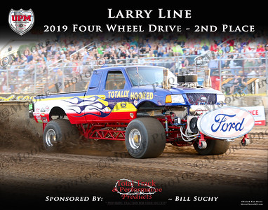 2019 - UPM - FWD - 2nd - Larry Line