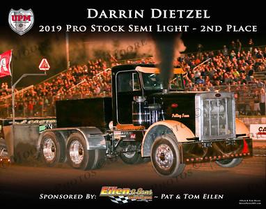 2019 - UPM - PSS Light - 2nd - Darrin Dietzel