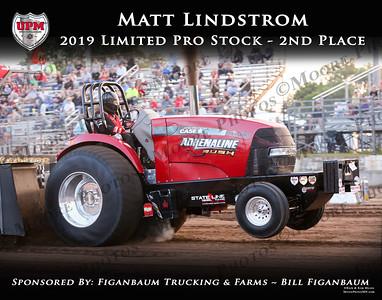 2019 - UPM - LimPro - 2nd - Matt Lindstrom