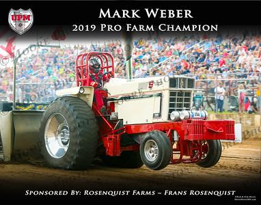 2019 - UPM - PF - 1st - Mark Weber