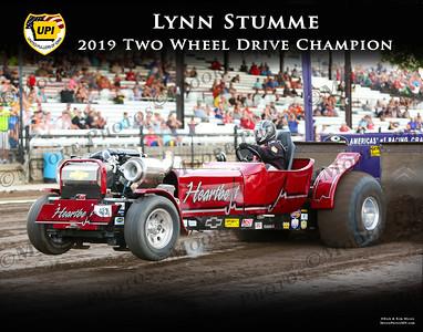 2019 - UPI - TWD - 1st - Lynn Stumme