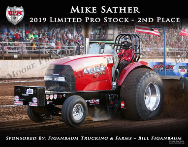 2019 - UPM - LimPro - 2nd - Mike Sather
