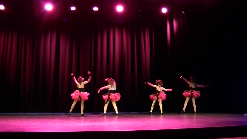 Primary Tap Comp: Everybody Wants to be a Cat
