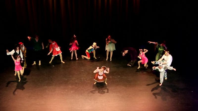 Musical Theatre Comp: Freak Flag