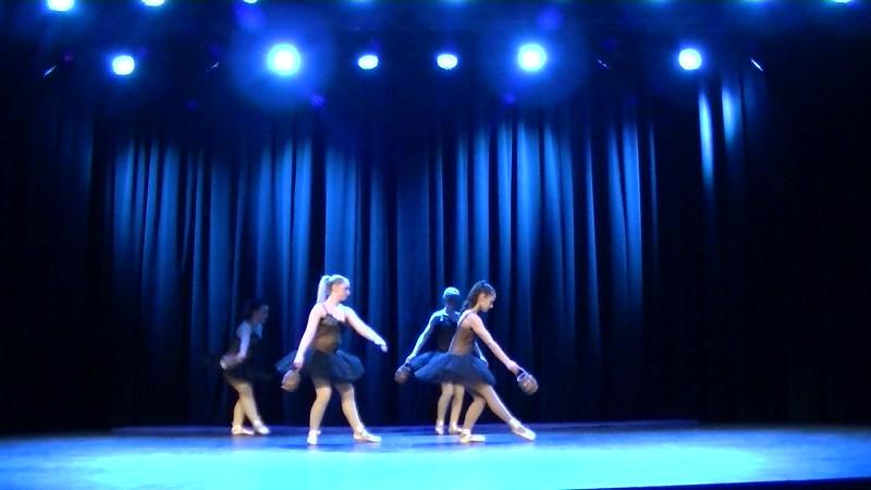Senior Ballet: Skye Boat Song