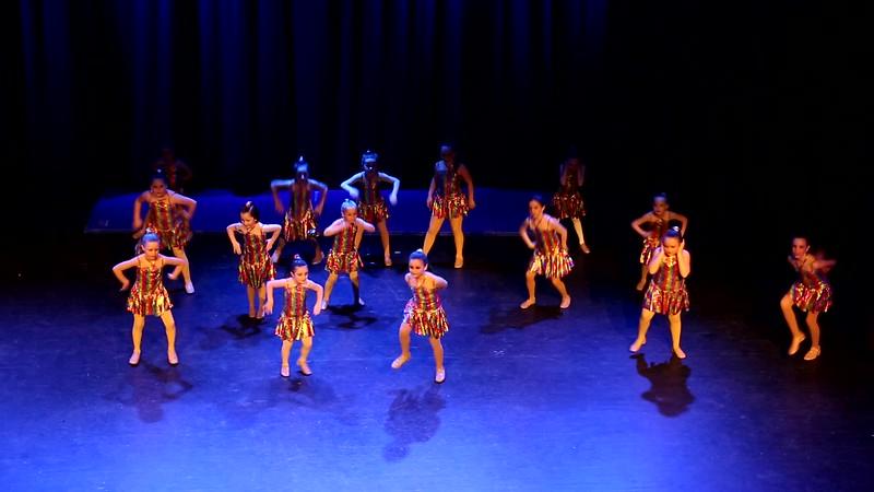 Primary Jazz/Hip Hop: Mom Dance