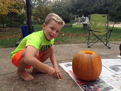 Pumkins, leaves, and Thanksgiving 2015
