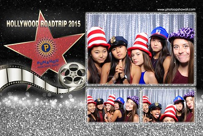 Punahou Marching Band Banquet 2015 (Fusion Photo Booth 2)