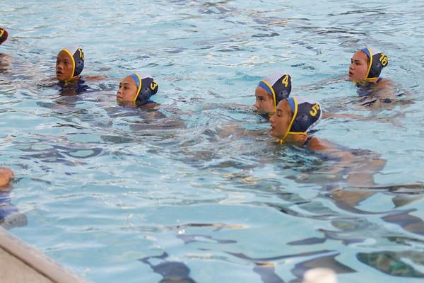 Punahou vs Kamehameha HHSAA Waterpolo Championship Game